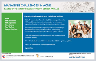 Managing Challenges in Acne
